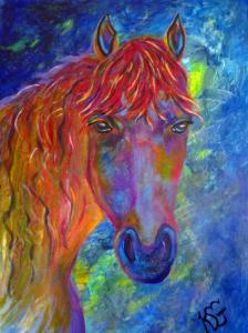 Emerald Downs Equine Art Show This Weekend